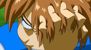 Asuka está cabreada porque no hemos sacado nada ;A;